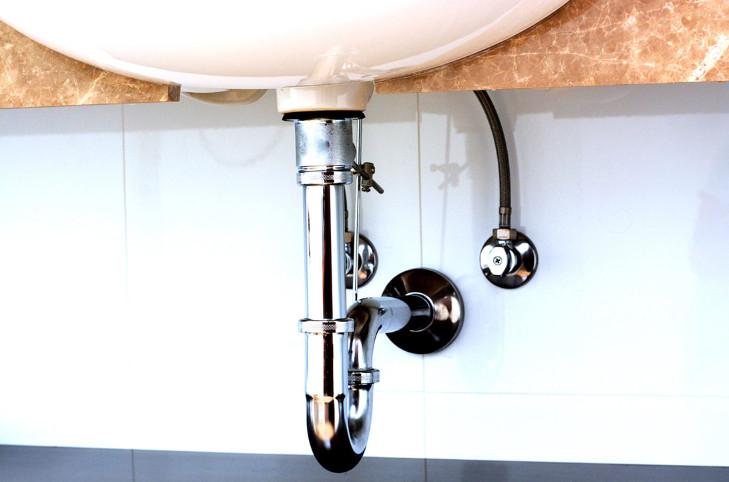 retrieve items from sink